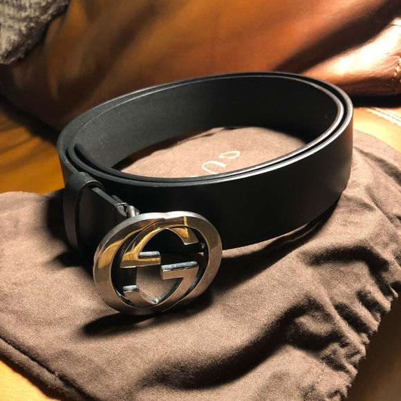 6efa4cda6ff Gucci Other - Men s authentic Gucci belt 95 38 size